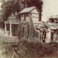The room and The Stepwell where Shrimadji had stayed